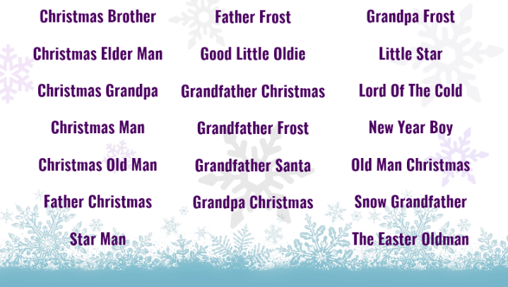Christmas Names - Stikins Name Labels